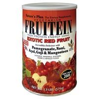 Fruitein Frutos Rojos Exóticos
