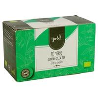 Caja de Infusiones de Té Verde
