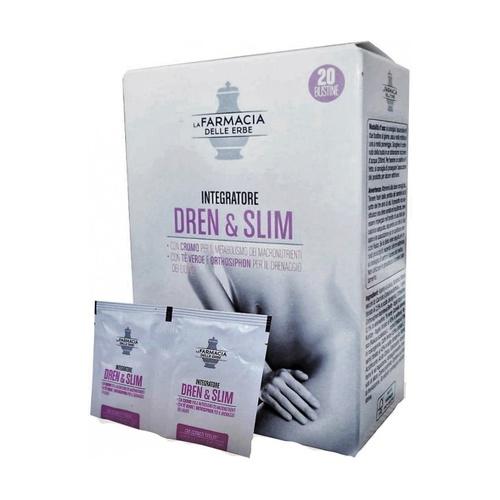 Suplemento Dren & Slim