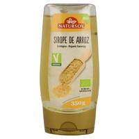 Sirope arroz sin lactosa Bio