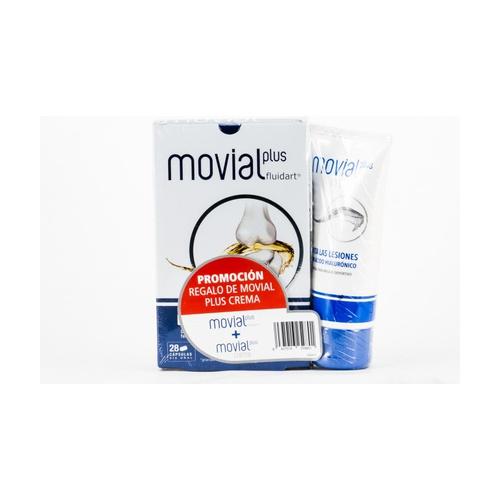 Movial Plus Fluidart + Regalo Movial Plus Crema