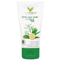 Crema Día Detox Té Verde Bio