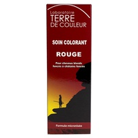 Soin Colorant Rouge