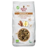 Granola de Quinua Real con Manzana y Canela sin Gluten Bio