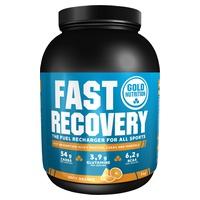 Fast Recovery (Sabor Naranja)