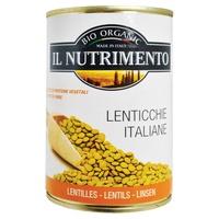 Natural Italian lentils