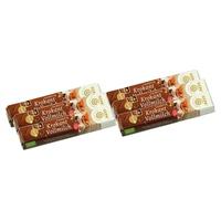 Pack Barritas de Chocolate con Leche Crocanti y Almendra Bio