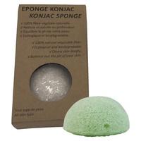 Eponge Konjac à l'Aloé Vera, soin de la peau