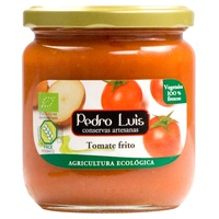 Öko glutenfreie gebratene Tomate