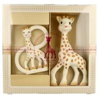O meu primeiro kit Sophie la Girafe + Anel de dentição