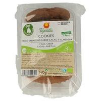 Galletas de Trigo Sarraceno Sabor Cacao y Almendra Bio