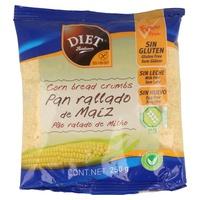 Pan Rallado de Maiz Sin Gluten 250 gr de Diet-Radisson