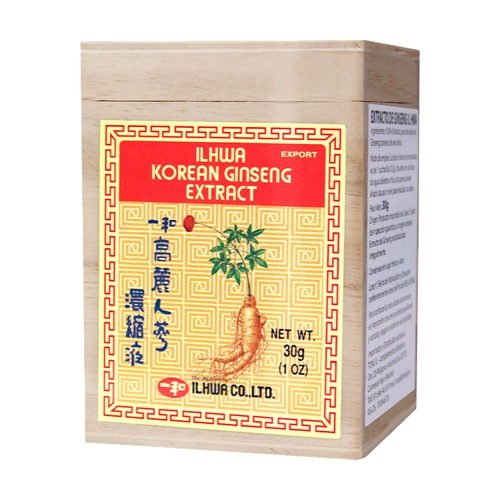 Extracto de Ginseng coreano