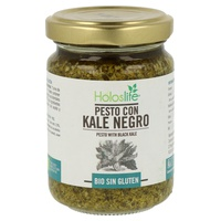 Pesto con Kale Negro Bio