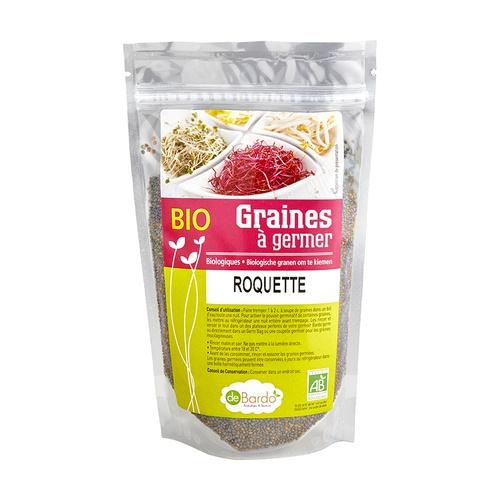 Semillas para germinar - Rúcula Bio