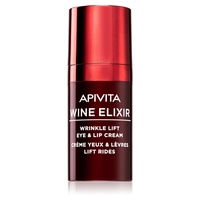 Eye and Lip Contour Wine Elixir Anti-Wrinkle Lifting Effect With Polyphenols