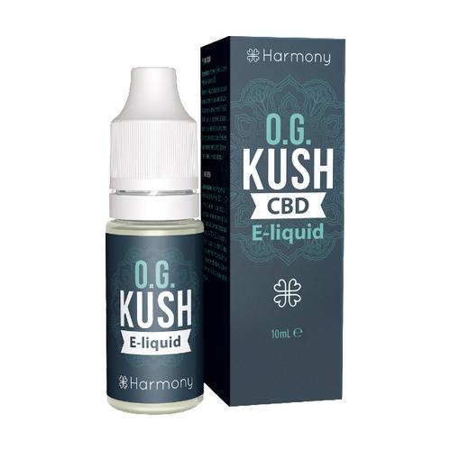 E-liquid OG Kush 300mg CBD