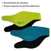 Banda de neopreno protector auricular para adultos