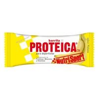 Barrita Proteica (Sabor Plátano) 1 barrita de 46 gr de Nutrisport