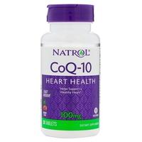 CoQ-10 de disolución rápida 100 mg
