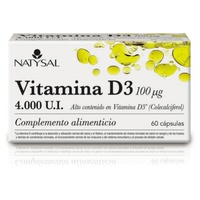 Vitamine D3 4000Ui (colécalciférol)