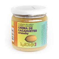 Crema de cacahuete crujiente