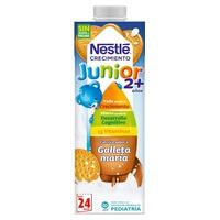 Liquid milk junior growth biscuit maria for + 24m