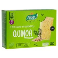 Quinoa Light Toasts Bio