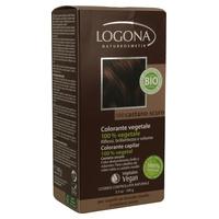 Colorante capilar Vegetal Castaño Oscuro 090