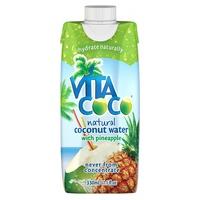 Agua de Coco con Piña