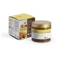 Exfoliante corporal de miel y almendras