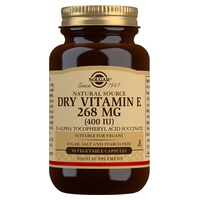 Vitamina E Seca 400 IU