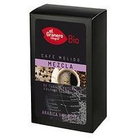 Café Mezcla Arabica Robusta Molida BIO