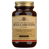 Natural Source Oceanic Betacarotene