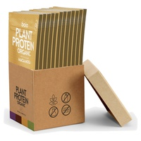 Plant Protein Sachet Maca Moka Box