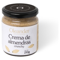 "Almendra ""crunchy""  tostada con piel"