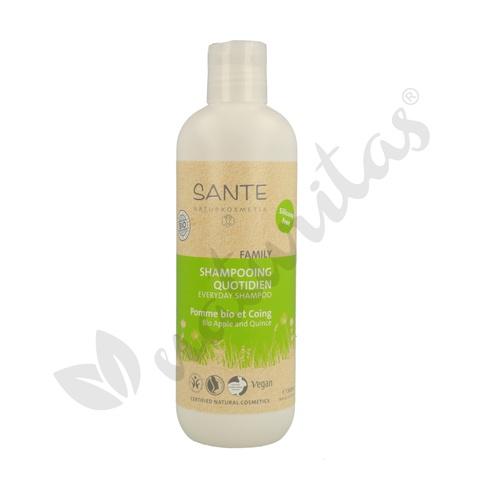 Champú uso diario Manzana Bio 300 ml de Sante