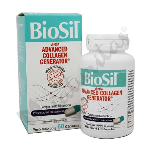Biosil Generador de Colágeno