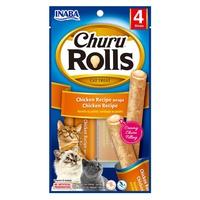 Churu Rolls for Cats Chicken Recipe