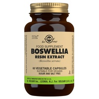 Boswellia extracto de Resina