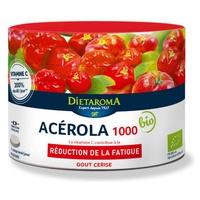 Acerola 1000 pillbox Cherry flavor