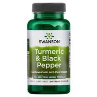 Turmeric & Black Pepper