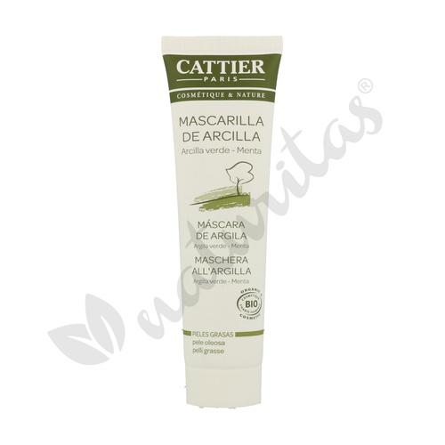 Mascarilla de Arcilla Verde (Pieles Grasas) 100 ml de Cattier