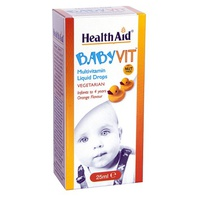 Baby Vit Liquid Drops