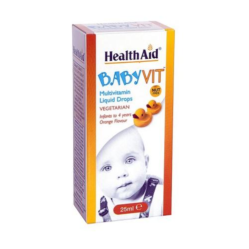 Baby Vit Liquid Drops