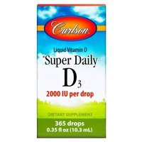 Super Daily D3 2000 UI