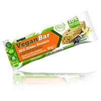 Vegan protein bar vanilla