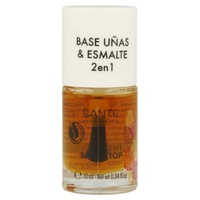 Base y esmalte uñas 2en1