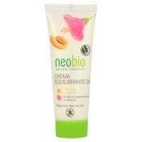 Crema Facial Equilibrante de Albaricoque e Hibiscus
