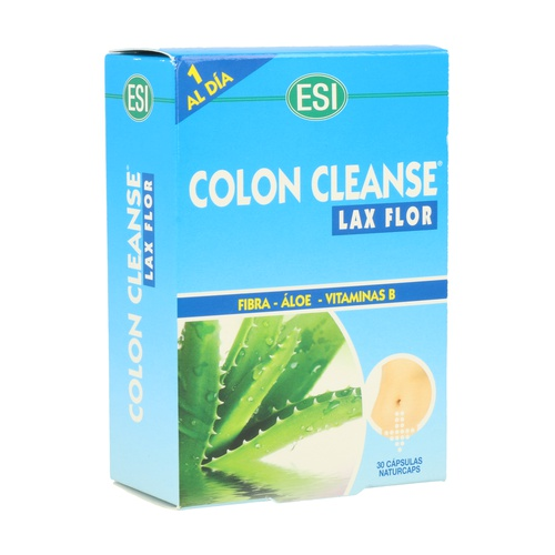Colon cleanse lax flor